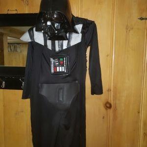 Star wars Darth Vader custom, mask and suit